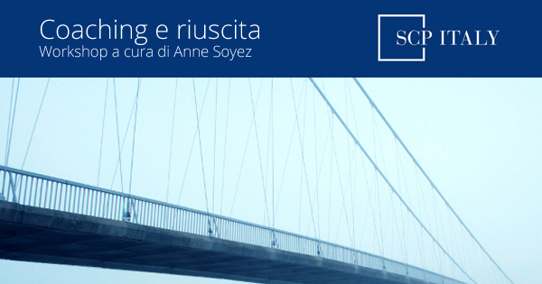 [Workshop] Coaching e riuscita