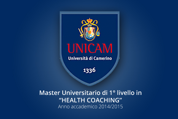 Primo Master Universitario di 1° Livello: Coaching applicato in Benessere & Salute